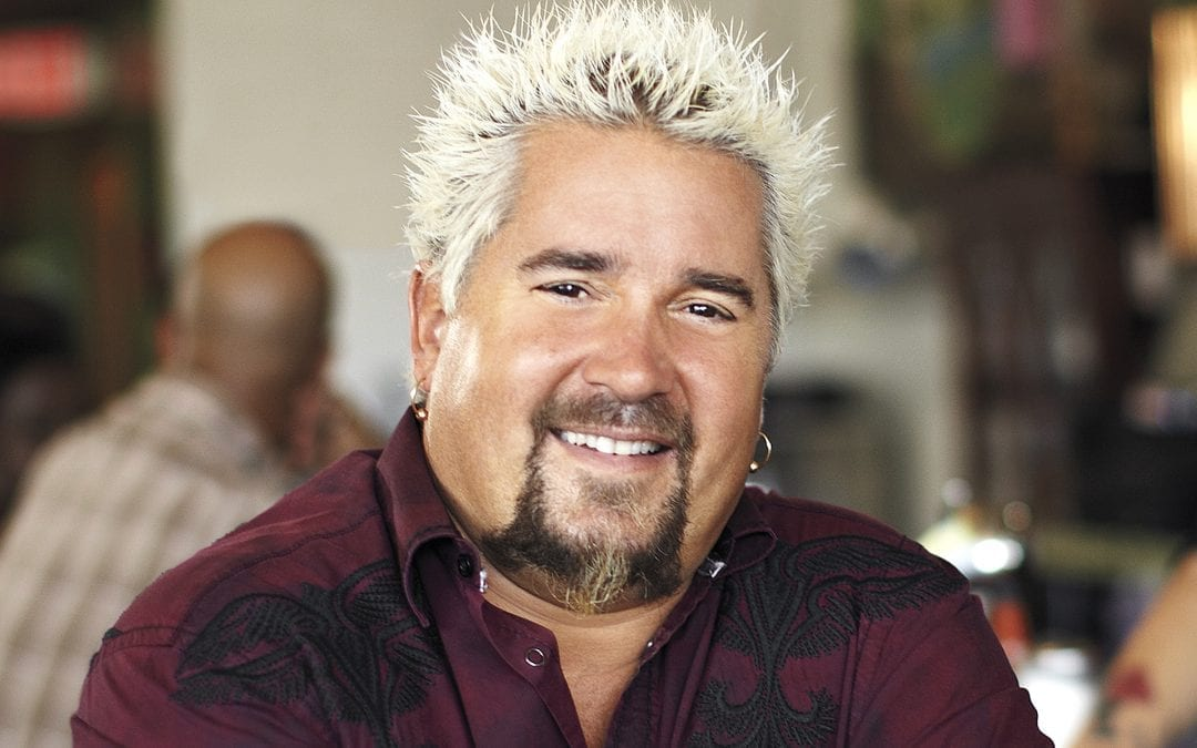 Guy Fieri sets up fund to help laid off restaurant workers